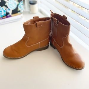 OLD NAVY • Western Boot In Tan Sz 6